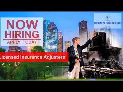 Houston Insurance Adjuster