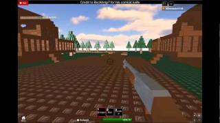 ROBLOX: Friday The 13th Part III: Part 1