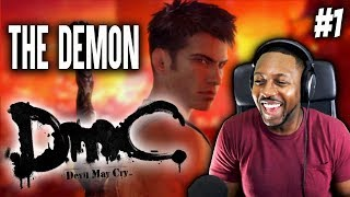 DMC: Devil May Cry 5 ∙ Dante Gameplay Ep 1 - The Son Of Sparda
