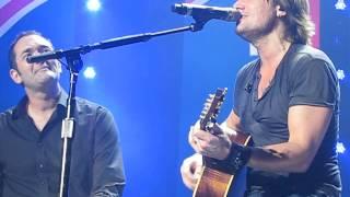 Keith Urban and Darren Percival   - I Still Call Australia Home  ( Peter Allen Cover )