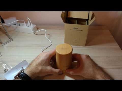 Recensione di USB Diffusore Oli Essenziali AUKEY