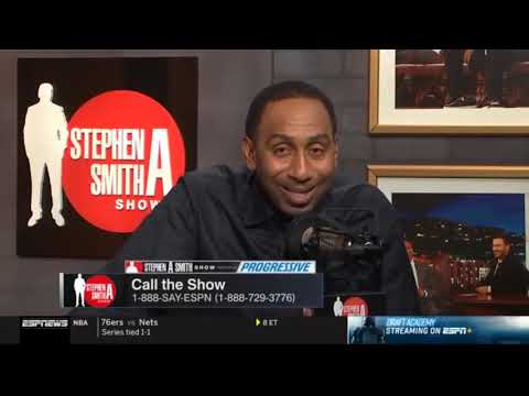 Stephen A. Smith talks about Lou Williams, LeBron James, Kevin Durant, Jayson Tatum & Julius Randle