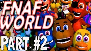 How To Get The Key In Fnaf World
