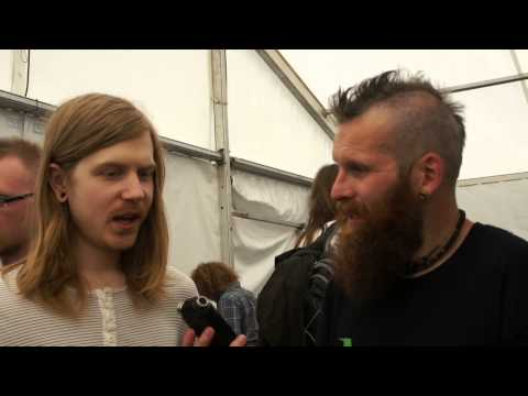 Blues Pills Download Festival Interview 2015