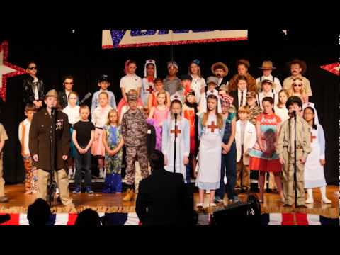 4th Grade American Voices Feb 2015