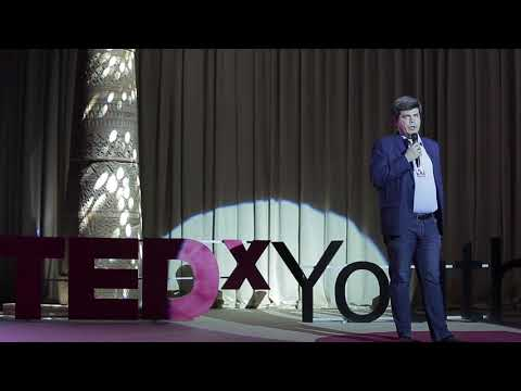 How to learn professional writing in Uzbek in two months? | Eldar Asanov | TEDxYouth@TKA