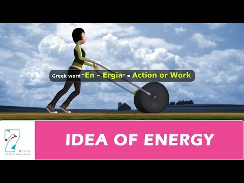 IDEA OF ENERGY