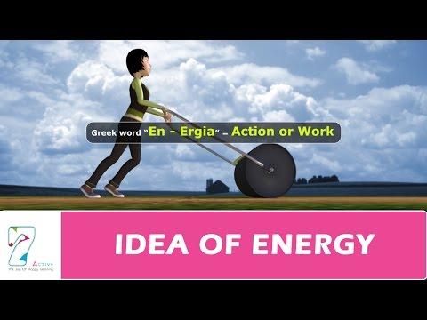 IDEA OF ENERGY