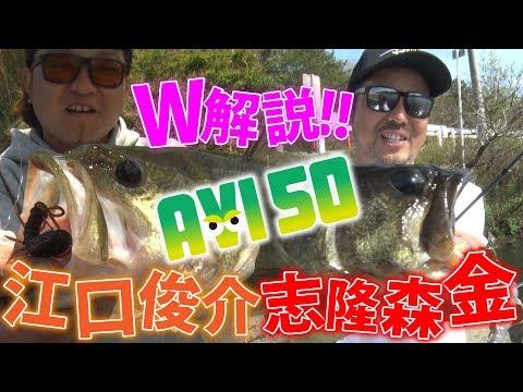 AVI50  金森隆志/江口俊介W解説!!