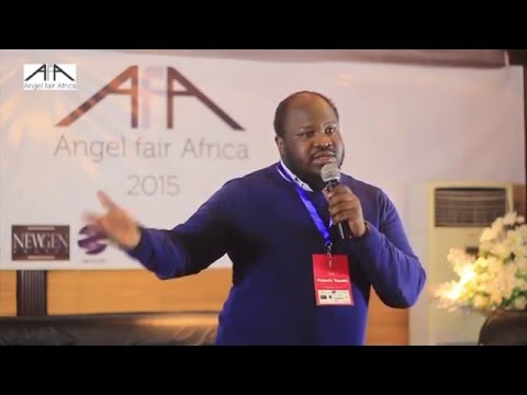 Angel Fair Africa 2015 - Startup Pitches - Francis Yapobi of Airshop