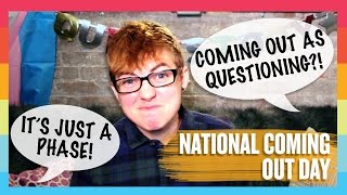 National Coming Out Day | QUEERSTORY
