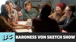 Queer Theory Reading Group | Baroness von Sketch Show | IFC