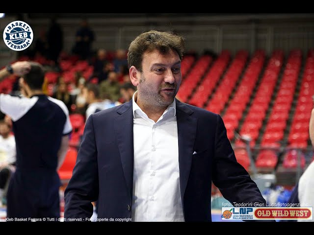 BCC TREVIGLIO-TOP SECRET, LA VIGILIA DELL'ASSISTANT COACH MARCO CARRETTO