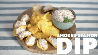 Smoked salmon dip [BA Recipes]