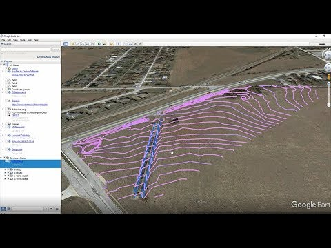 Takeoff R10 Webinar | Existing Ground and Sheet 1 of Design