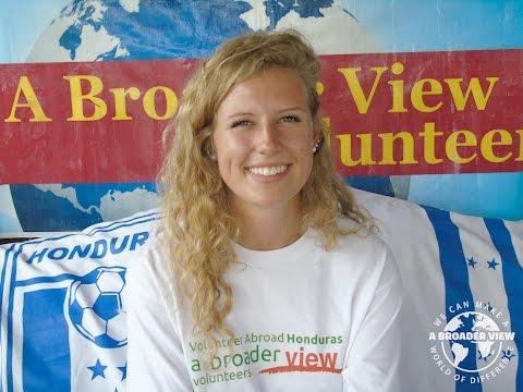 Volunteers in Honduras La Ceiba Review Pre Medical Student Program Austin Johnson