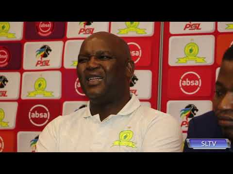 Pitso: It's Like That, It's The Champions League