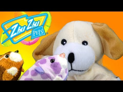 Zhu Zhu Pets Meet Excite Dog in