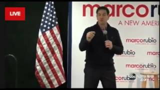 Marco Rubio Is Running For Senate?
