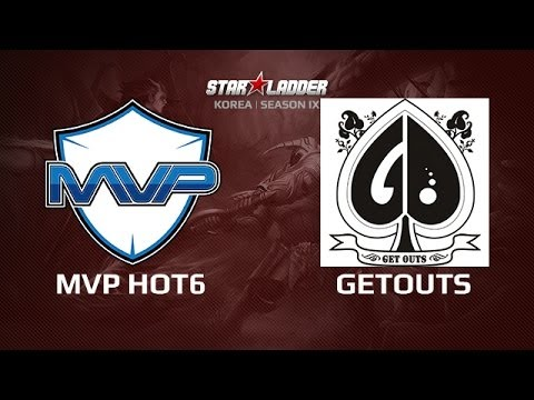 MVP Hot 6 vs Get Outs, Star Series Korea Day 6, Game 2