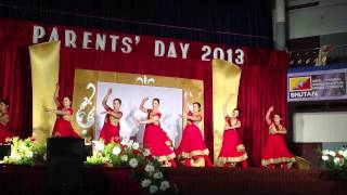 CMI School Chalakudy Parents Day