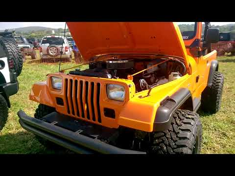 Great American Jeep Rally 2017