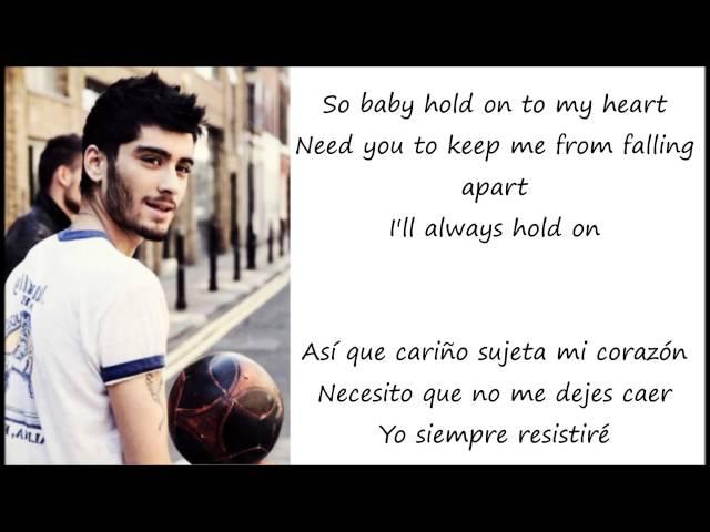 Strong One Direction Letra Con Traduccion En Espanol De Ingles