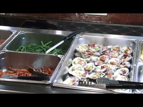 OC JONAH AND THE WHALE | Seafood Buffet | Ocean City, MD