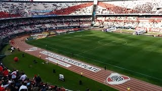 Game-day tour of El Monumental (River Plate - Argentine Primera Division) in Buenos Aires, Argentina