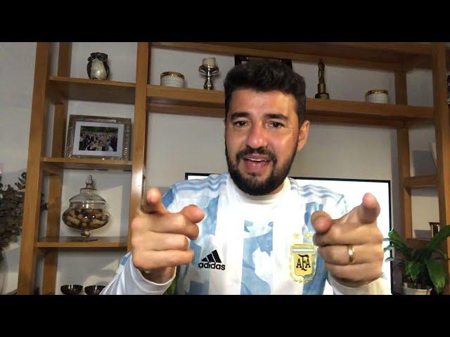 A la #Argentina se le escapó el triunfo y se trajo un empate 2 - 2 de #Colombia.