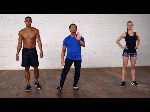 The Five-Minute Holiday Season HIIT Workout