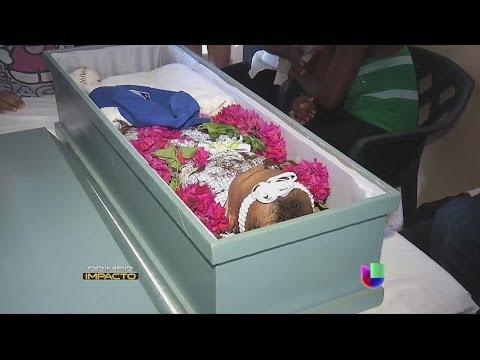Una beb� de cuatro meses muri� por operativo policiaco
