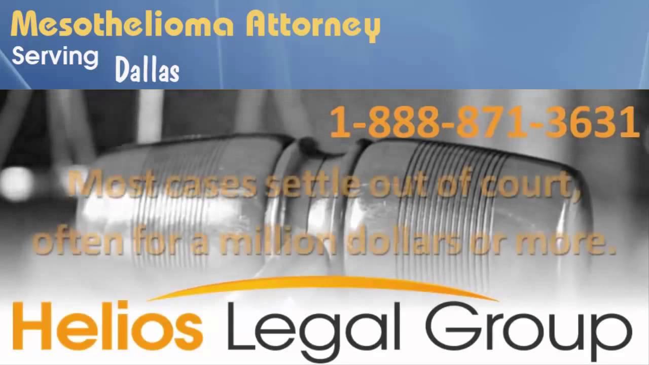 Dallas Mesothelioma Attorneys