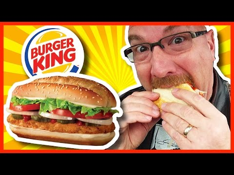 Burger King - Ultimate Original Chicken Sandwich Review