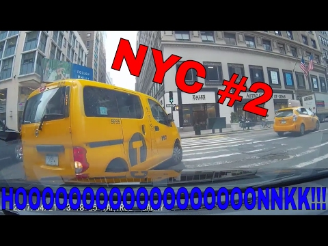Bad Drivers Of New York City 2