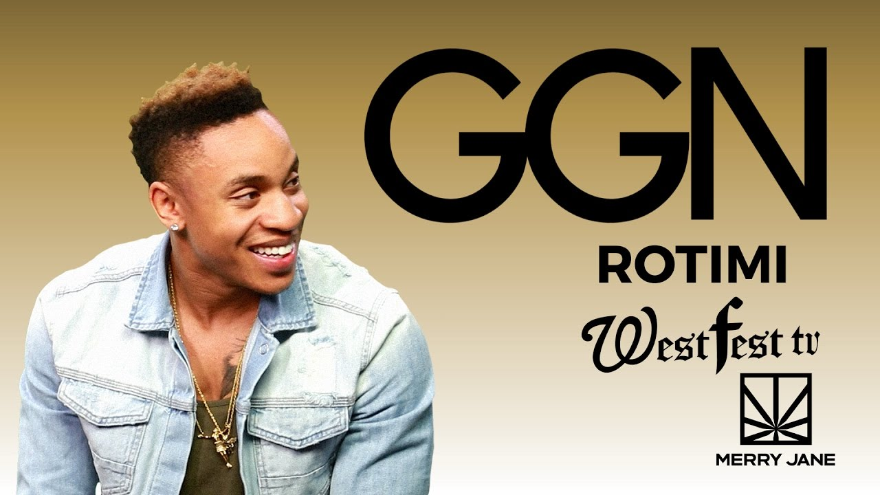 Rotimi From Power Talks 50 Cent's Faith In Him, His Nigerian Background, Vibe Cover, & More With Snoop On GGN