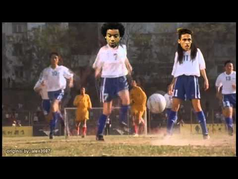 Brazil Vs Mexico l Neymar Vs Guillermo Ochoa (Parodia) Mundial 2014