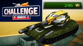 Tanki Online ROAD TO SHAFT XT + HORNET LEGACY - MARCH CHALLENGE