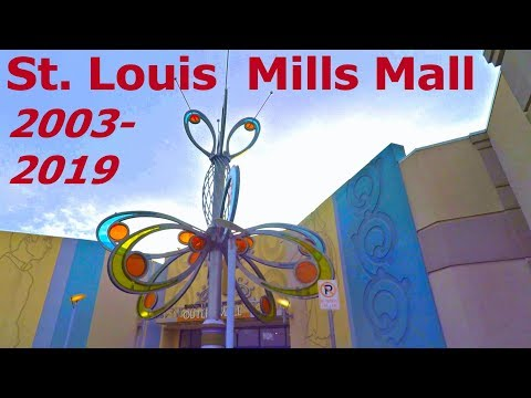 St. Louis Mills (outlet) Mall Is Officially DEAD