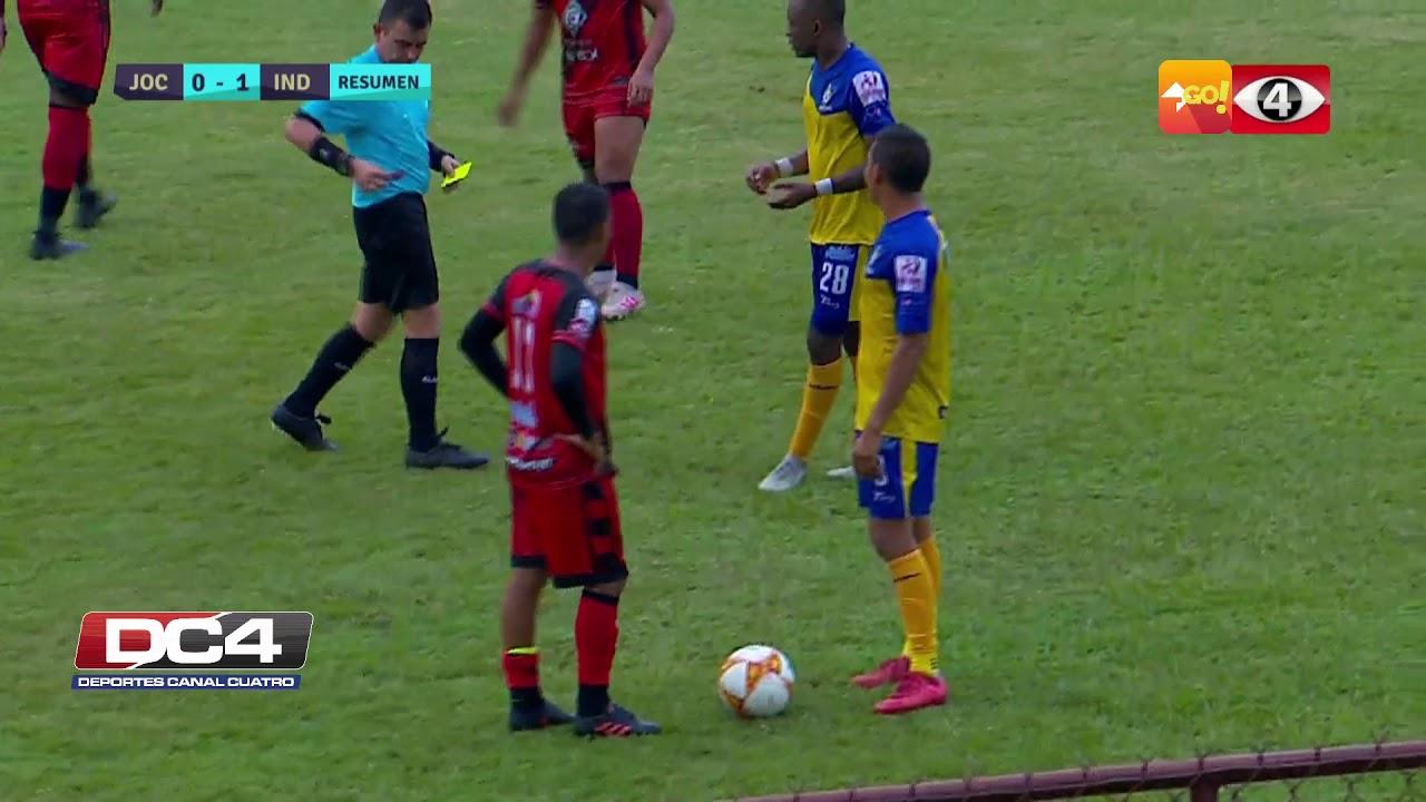 RESUMEN - Jocoro 0-1 Independiente | Jornada 6 - Apertura 2019