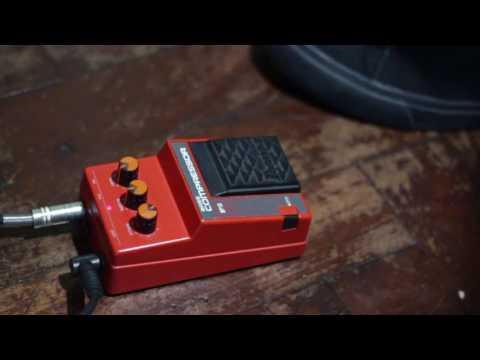 Ibanez BP10 Bass Compressor - Vintage 80's