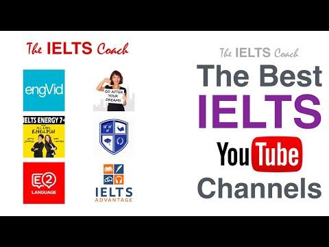 Best IELTS YouTube Channels