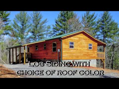 Brand New Cabins in Murphy, NC