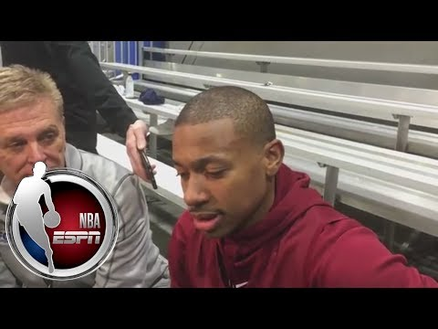 Isaiah Thomas credits Cavaliers physical therapist for return | NBA on ESPN