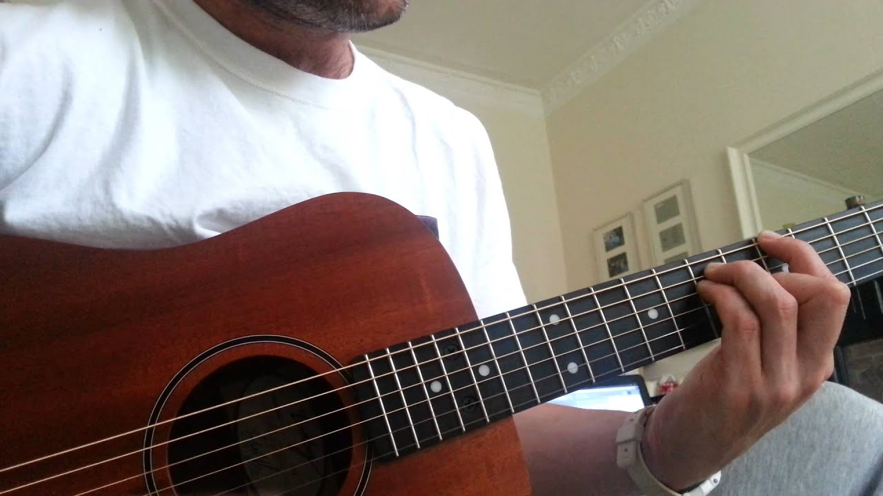Listen To The Music Chords Youtube