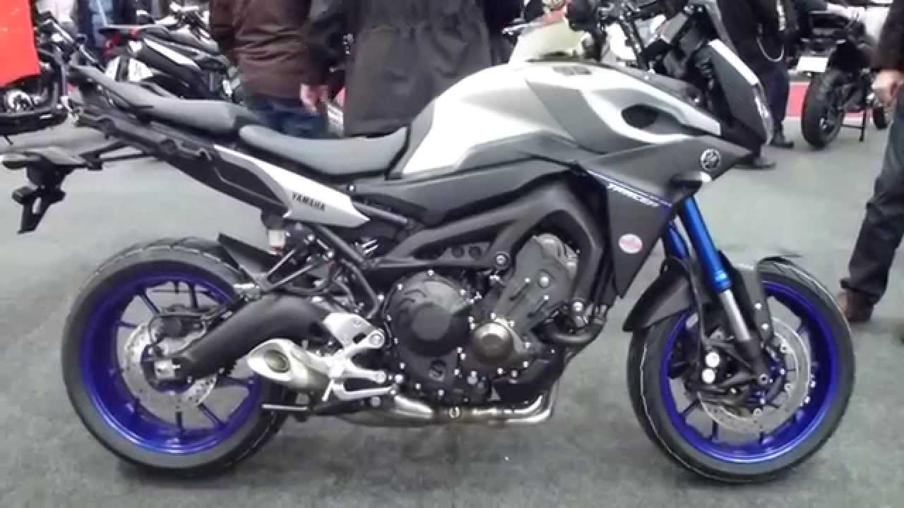 2015 yamaha mt 09 tracer 115 hp 225 km h 139 mph see also playlist youtube. Black Bedroom Furniture Sets. Home Design Ideas