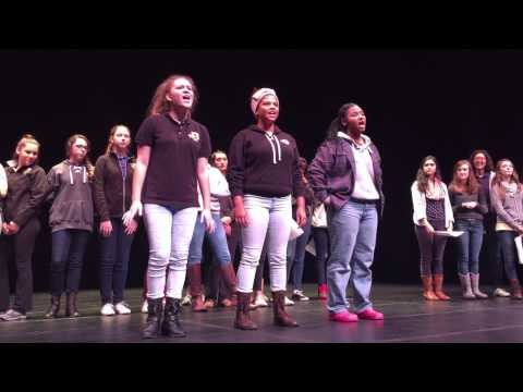 Hairspray Auditions - Drama Department