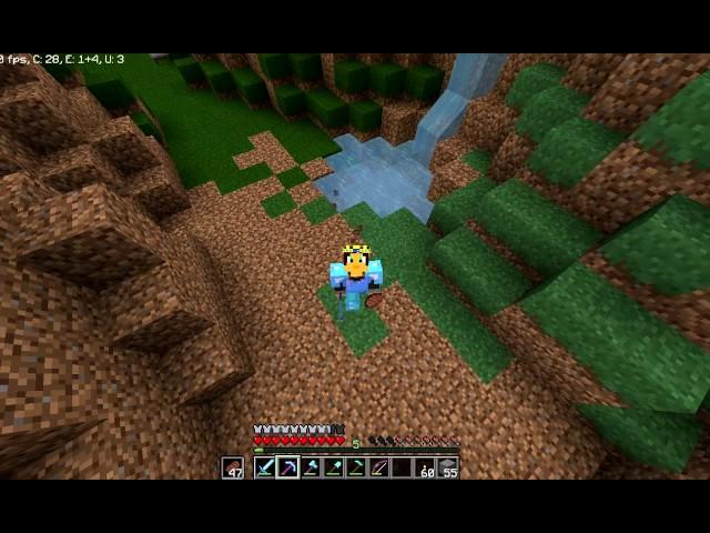 O vale Sevenland #16 - minecraft survival 1.11.2