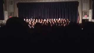 """The Mary Louis Academy Glee Club """"Rent Medley"""""""