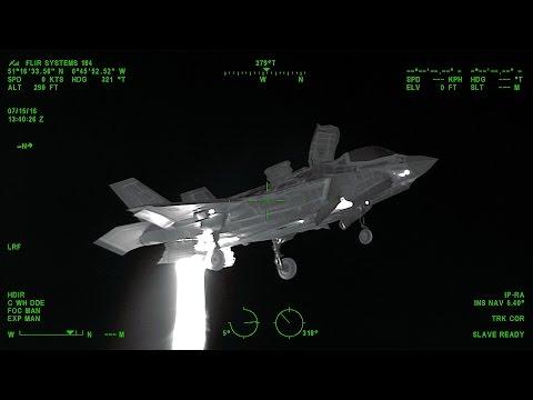 FLIR Thermal F-35!